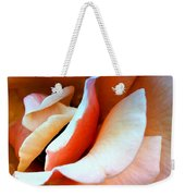 Blush Pink Palm Springs Weekender Tote Bag