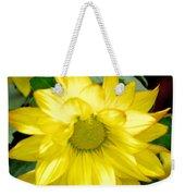 Blushing Sunshine Weekender Tote Bag