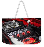 Bmw M Power Weekender Tote Bag