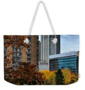 Bny Mellon From Duquesne University Campus Hdr Weekender Tote Bag