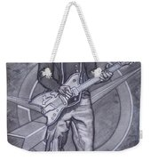 Bo Diddley - Have Guitar Will Travel Weekender Tote Bag