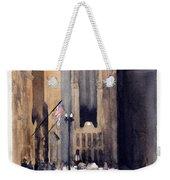 Board Of Trade Weekender Tote Bag