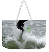 Boardskimming - Into The Surf Weekender Tote Bag
