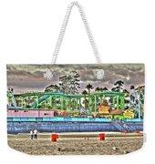 Sand And Amusement Weekender Tote Bag