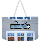 Boardwalk Cafe Weekender Tote Bag