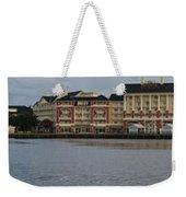 Boardwalk Panorama Walt Disney World Weekender Tote Bag