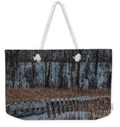 Boardwalk Series No2 Weekender Tote Bag