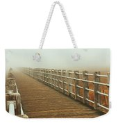 Boardwalk To The Unknown Weekender Tote Bag