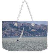 Boat- In Color Weekender Tote Bag