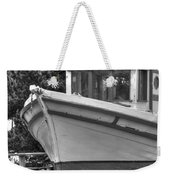 Boat Out Of The Water Weekender Tote Bag