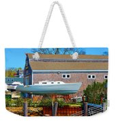 Boat Repair Shop Number Two Weekender Tote Bag