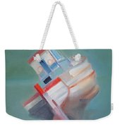 Boat Retired  Tavira Weekender Tote Bag