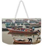 The Journey - Varanasi India Weekender Tote Bag