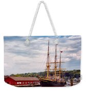 Boat - Sailors Delight Weekender Tote Bag