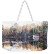 Boat Shed  Weekender Tote Bag