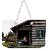 Boat Storage Weekender Tote Bag