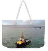 Boat - Tugboat Barbados II Weekender Tote Bag
