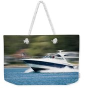 Boating 02 Weekender Tote Bag