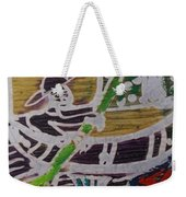 Boatman On The River  Weekender Tote Bag