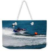 Boatnik Races 1 Weekender Tote Bag