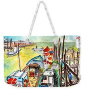 Boats And Boardwalks By Brittany 02 Weekender Tote Bag