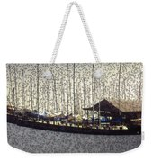 Boats And Bubbles 2 Weekender Tote Bag