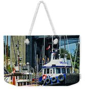 Boats And Tugs Hdrbt3221-13 Weekender Tote Bag