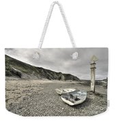 Boats At Bude  Weekender Tote Bag