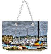 Sail Boats Weekender Tote Bag