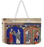 Boaz Sends Ruth Away With Six Measures Weekender Tote Bag