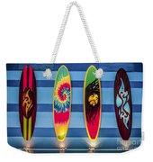 Bob Marley Surfing Display Weekender Tote Bag