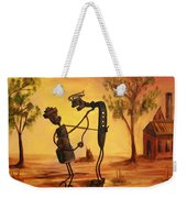 Bob 'n' Betty - Broken Hill Weekender Tote Bag