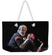 Bob Seger 6136 Weekender Tote Bag