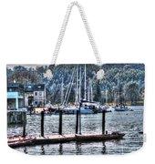Yachts Weekender Tote Bag