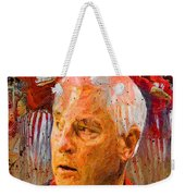 Bobby Knight Indiana Legend Weekender Tote Bag