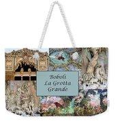 Boboli La Grotta Grande 1 Weekender Tote Bag