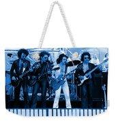 Boc #103 In Blue Weekender Tote Bag