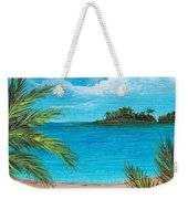 Boca Chica Beach Weekender Tote Bag