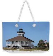 Boca Grande Light Weekender Tote Bag