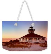 Boca Grande Lighthouse - Florida Weekender Tote Bag