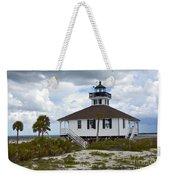 Boca Grande Lighthouse II Weekender Tote Bag