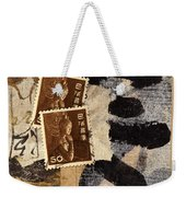 Bodhisattva 1952 Weekender Tote Bag by Carol Leigh