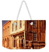 Bodie Ghost Town Wagon Weekender Tote Bag