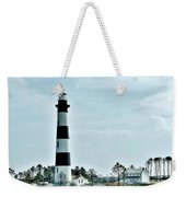 Bodie Island Lighthouse - Outer Banks North Carolina Weekender Tote Bag