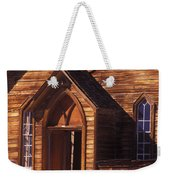 Bodie Methodist Church Weekender Tote Bag