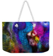 Bodies Colorful Weekender Tote Bag