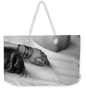 Body Parts Weekender Tote Bag