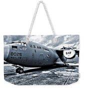 Boeing C-17 Airplane Weekender Tote Bag