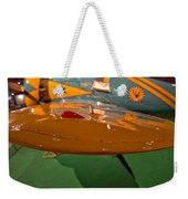 Boeing P26 Peashooter Wing Weekender Tote Bag