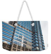 Boeing World Hq Chicago Weekender Tote Bag